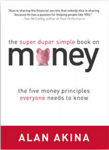 super duper simple book money