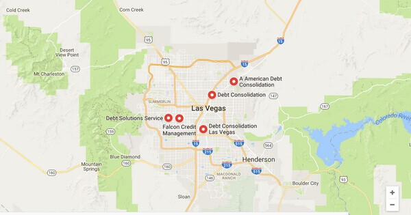 Debt Consolidation Loans in Henderson, NV