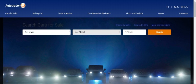 2020 Autotrader Usa Reviews Classic Used Cars Trucks Online