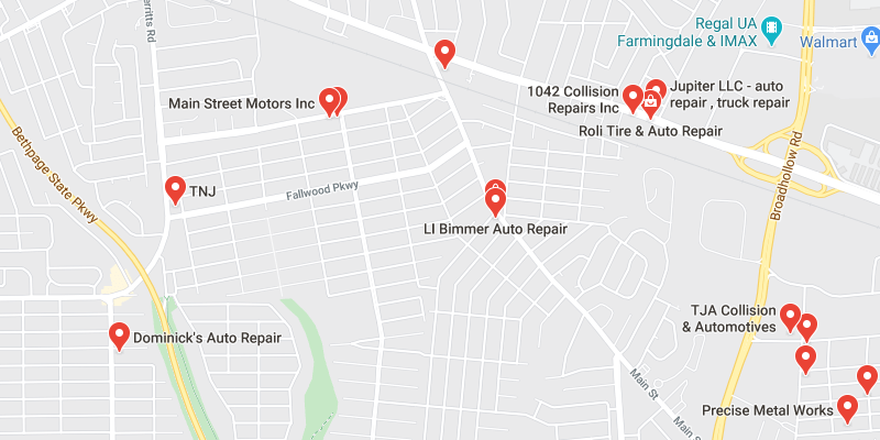 auto body shop South Farmingdale