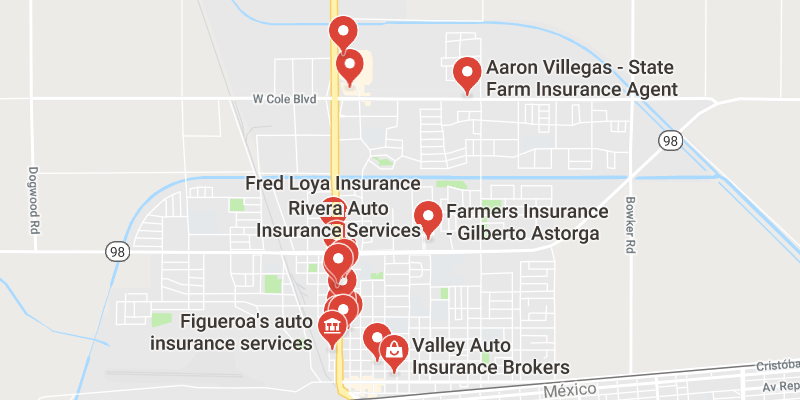 cheap car insurance Calexico