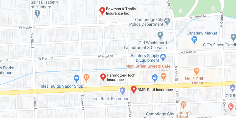 cheap car insurance Cambridge City