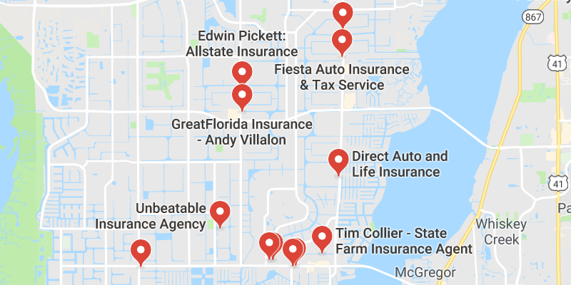 Cheap Car Insurance Cape Coral Florida Best Rate Quotes