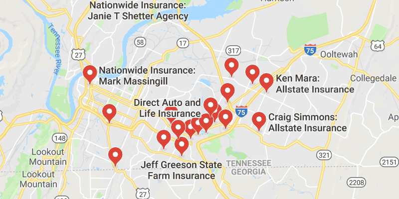 cheap car insurance Chattanooga