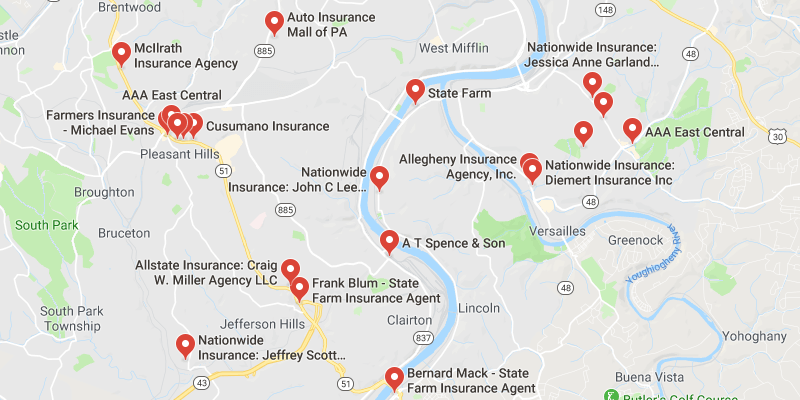 cheap car insurance Clairton