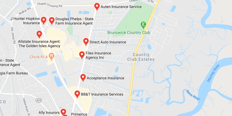cheap car insurance Country Club Estates