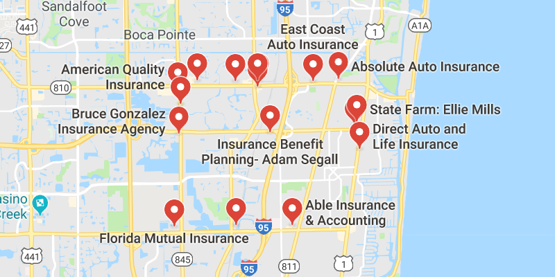 cheap car insurance Deerfield Beach