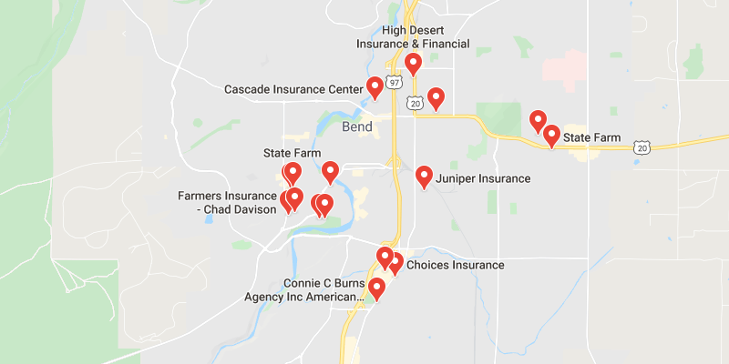 cheap car insurance Deschutes River Woods