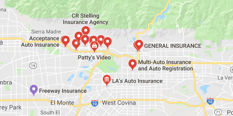 Cheap Car Insurance Duarte California - Best Rate Quotes on