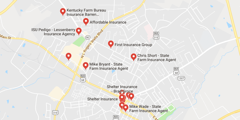 Cheap Car Insurance Glasgow Kentucky - Best Rate Quotes on map of kentucky scottsville, map of kentucky berea, map of kentucky london, map of kentucky ashland, map of kentucky murray, map of kentucky paducah, map of kentucky paris, map of kentucky derby, map of kentucky lexington, map of kentucky owensboro, map of kentucky richmond,