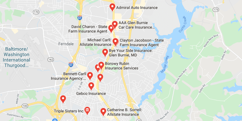 cheap car insurance Glen Burnie