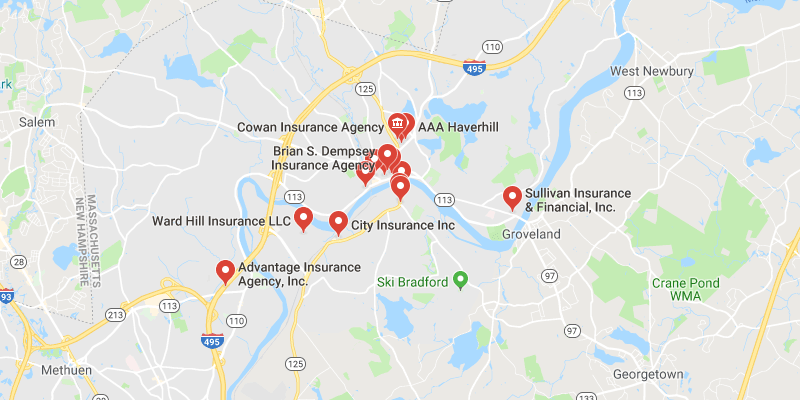 Aaa Insurance Ma >> Cheap Car Insurance Haverhill Massachusetts Best Rate Quotes
