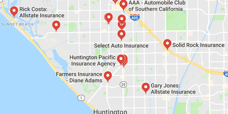 cheap car insurance Huntington Beach