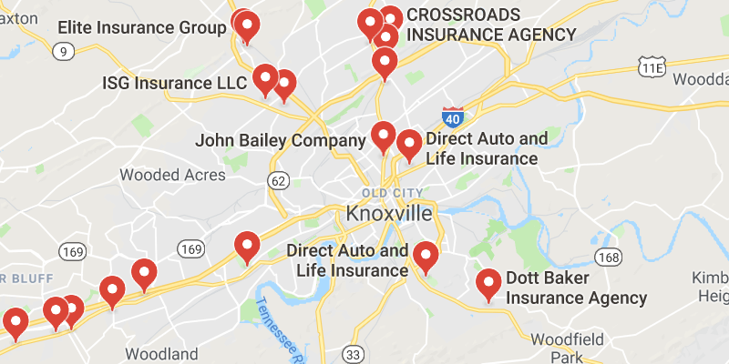 cheap car insurance Knoxville