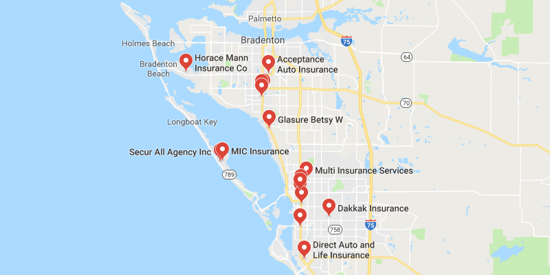 Cheapest Auto Insurance In Florida >> Cheap Car Insurance Longboat Key FL