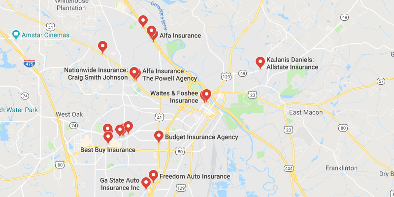 cheap car insurance Macon