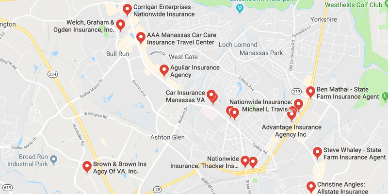 cheap car insurance Manassas Park