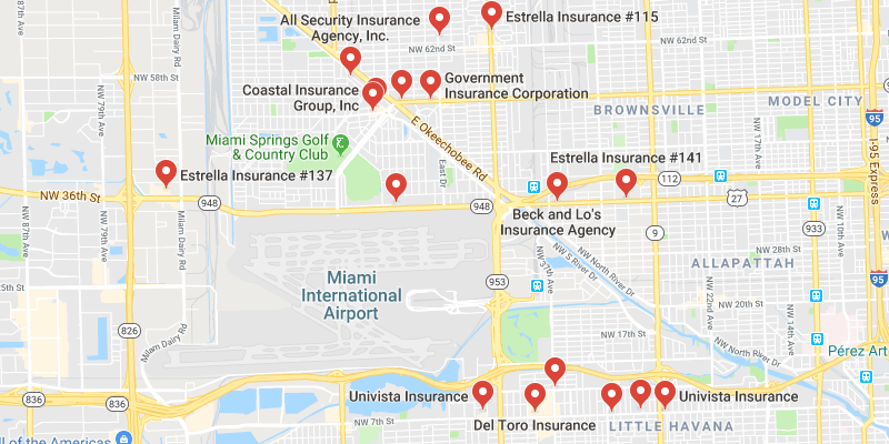 cheap car insurance Miami Springs