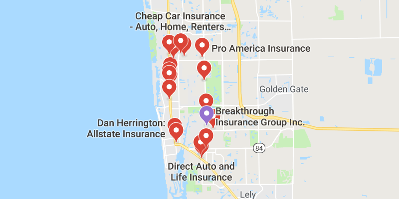 Cheap Car Insurance Naples Florida Best Rate Quotes