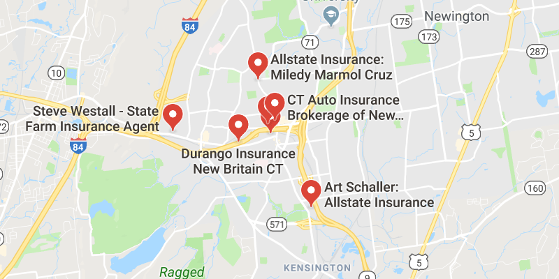 cheap car insurance New Britain