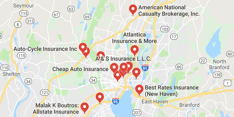 cheap car insurance New Haven
