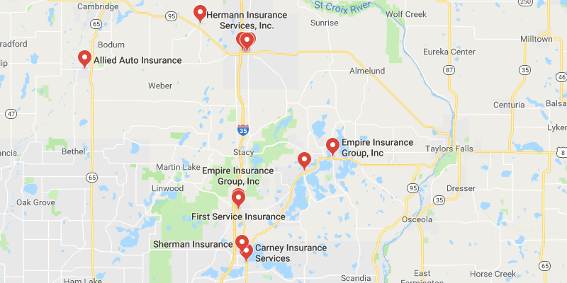 cheap car insurance North Branch