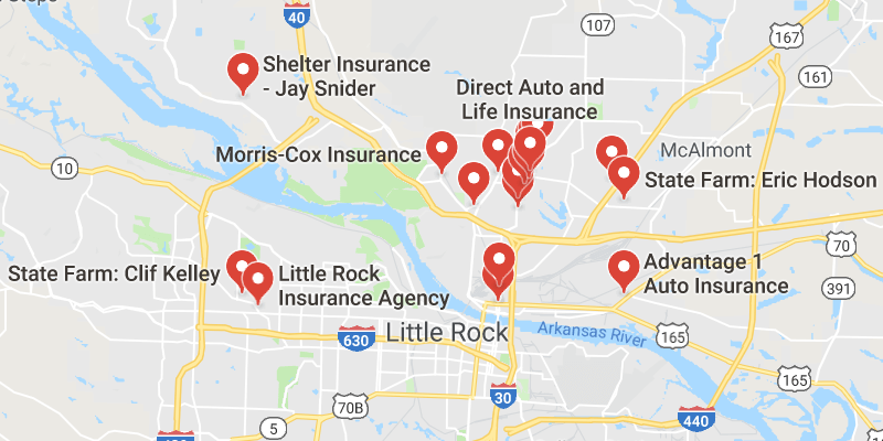 cheap car insurance North Little Rock