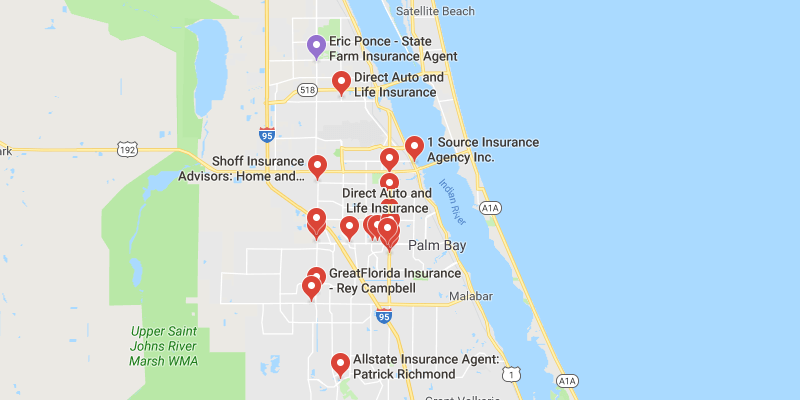 Cheapest Auto Insurance In Florida >> Cheap Car Insurance Palm Bay FL