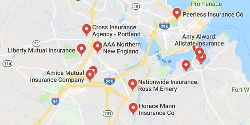 Auto Repair Shops Near Me >> Cheap Car Insurance South Portland Maine - Best Rate Quotes