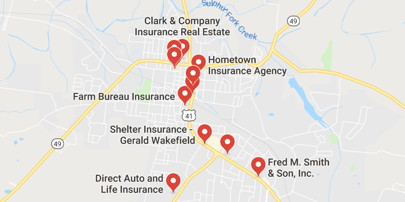 Cheap Car Insurance Springfield Tennessee - Best Rate Quotes on