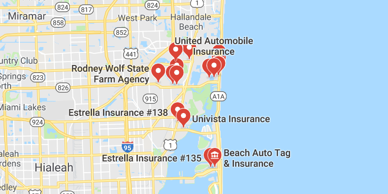 cheap car insurance Sunny Isles Beach