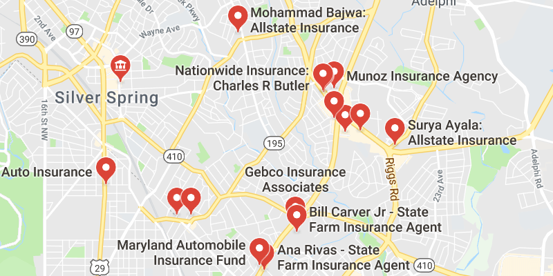 cheap car insurance Takoma Park