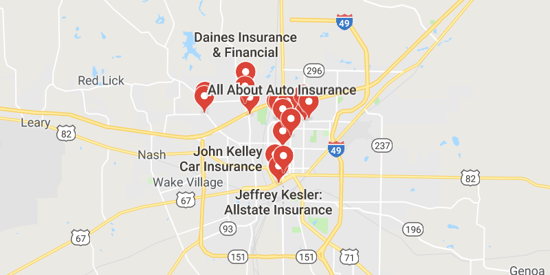 Cheap Car Insurance Texarkana Arkansas - Best Rate Quotes
