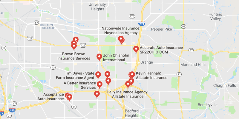 cheap car insurance Warrensville Heights