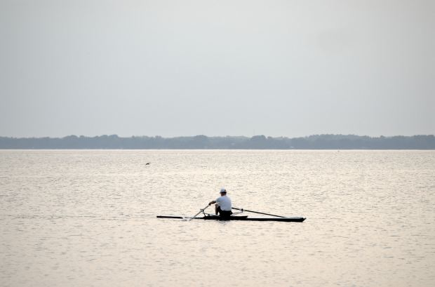 You Have To Have Both Oars In The Water