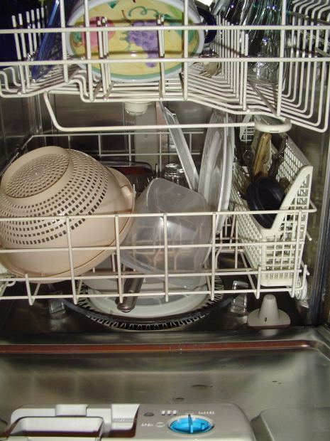 We Ordered A New Dishwasher Two Years After It Sprung A Leak