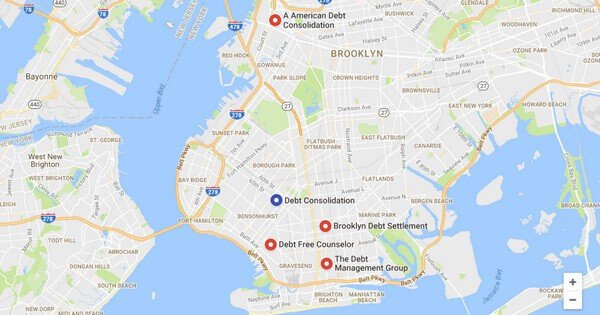 Debt Consolidation Loans in Brooklyn, NY