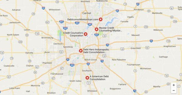 Debt Consolidation Loans in Indianapolis, IN