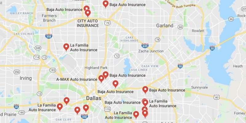 Cheap Car Insurance Dallas Texas - Best Rate Quotes on
