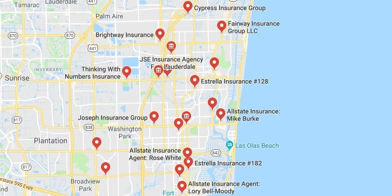Cheapest Auto Insurance in Fort Lauderdale,Florida