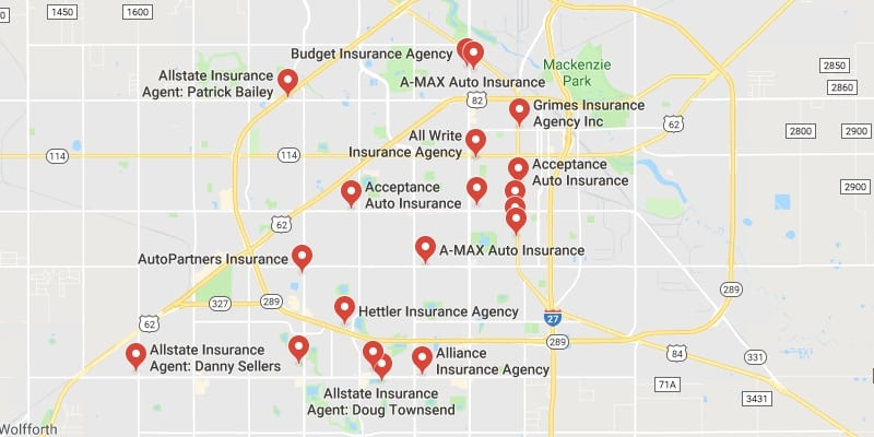 Cheapest Auto Insurance in Lubbock,Texas