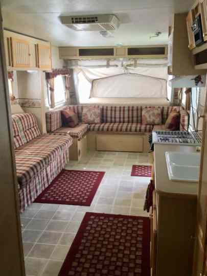 selling used camper